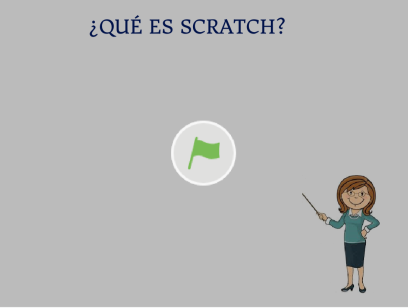 QueEsScratch