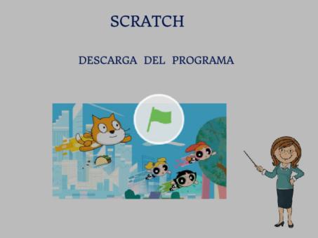 ScratchDescargaDelPrograma
